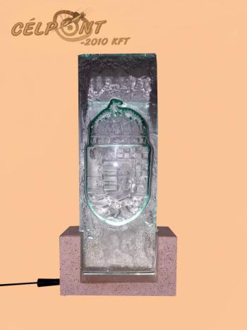 Címeres Éjjeli Lámpa