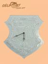 Címeres Üveg Óra